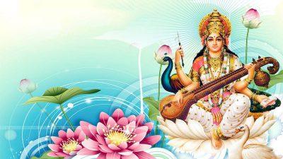 Meditasi Saraswati