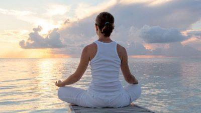 Dasar meditasi umum Teja surya